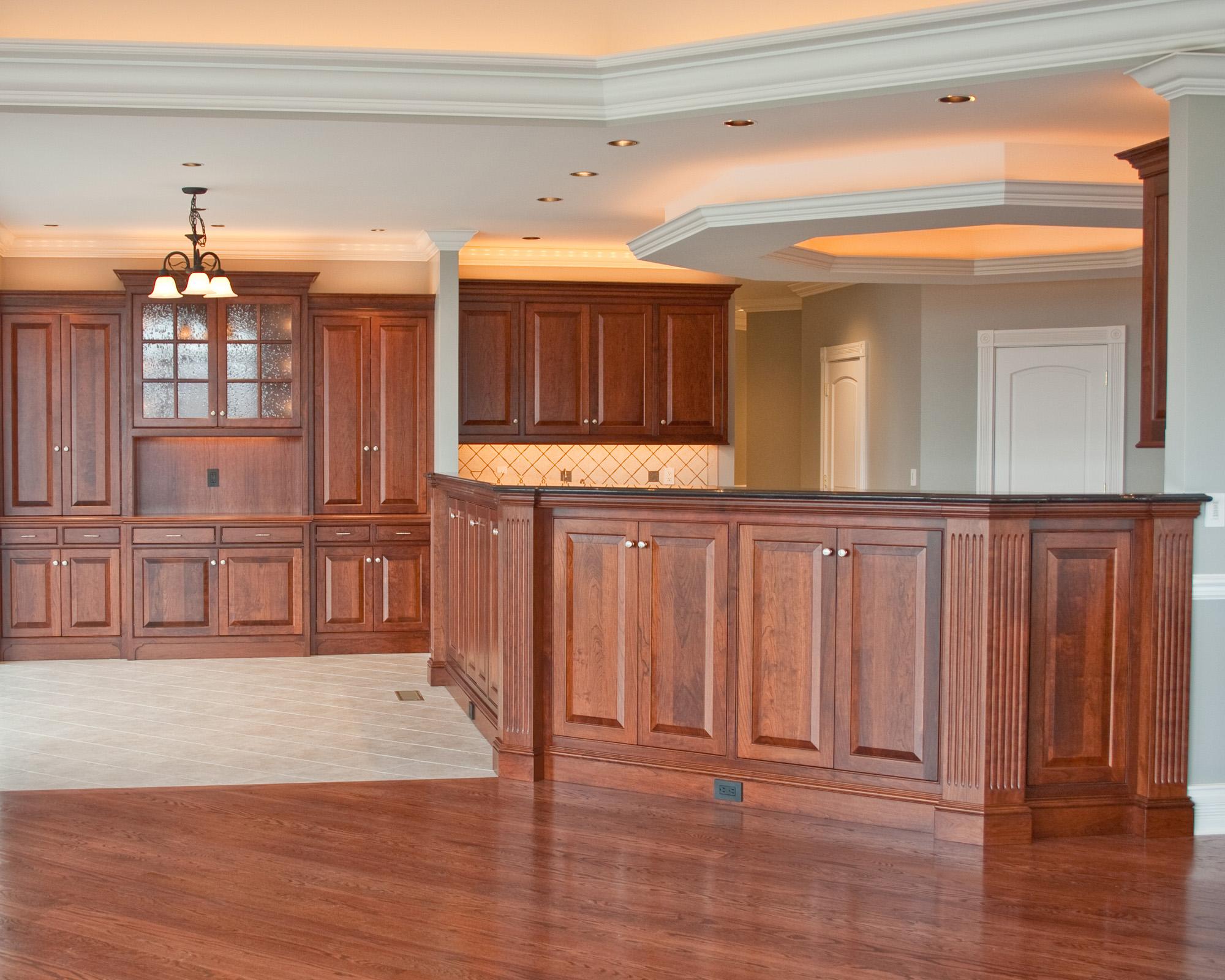 Kitchen Lantz Custom Woodworking